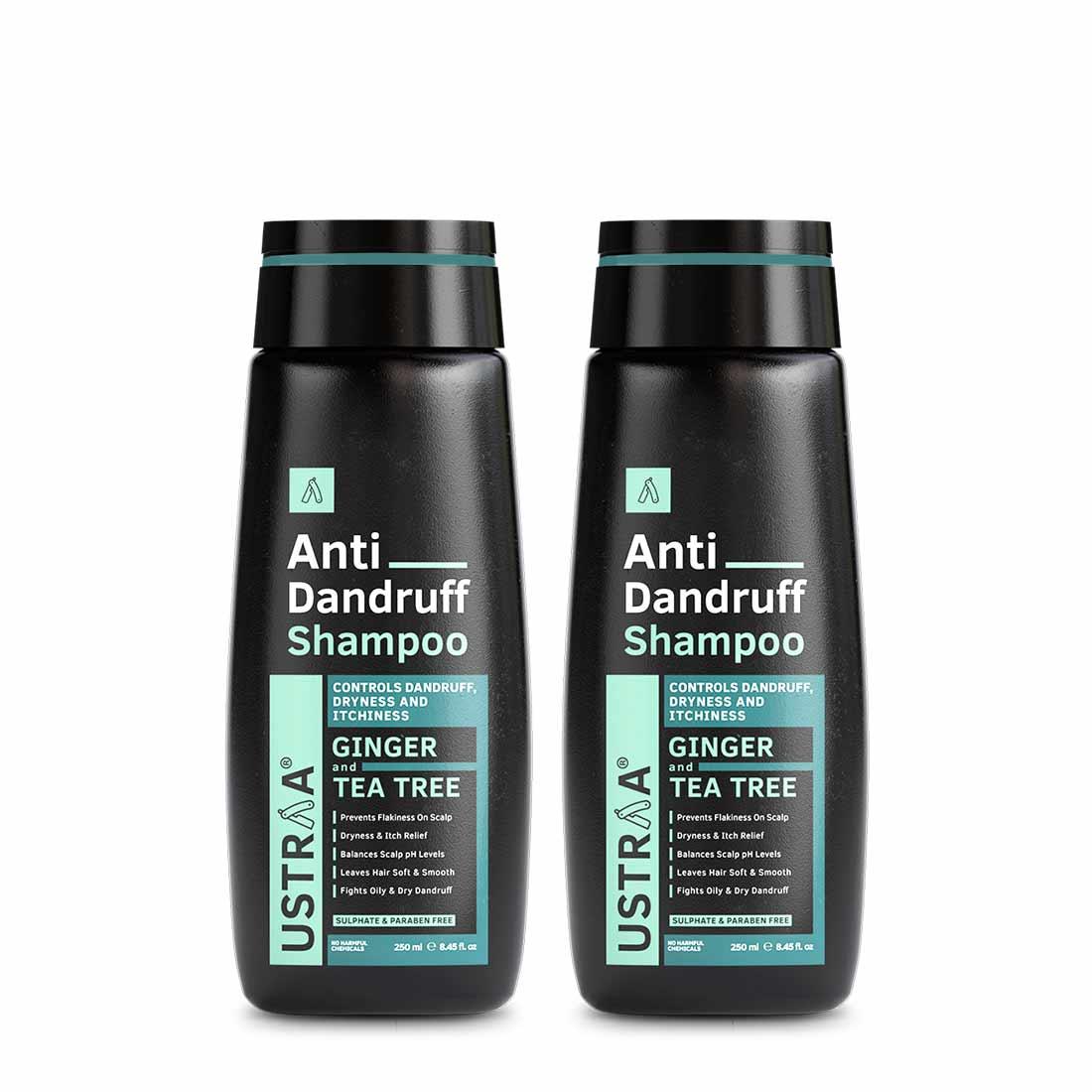 Anti Dandruff Hair Shampoo - 250 ml- Set of 2
