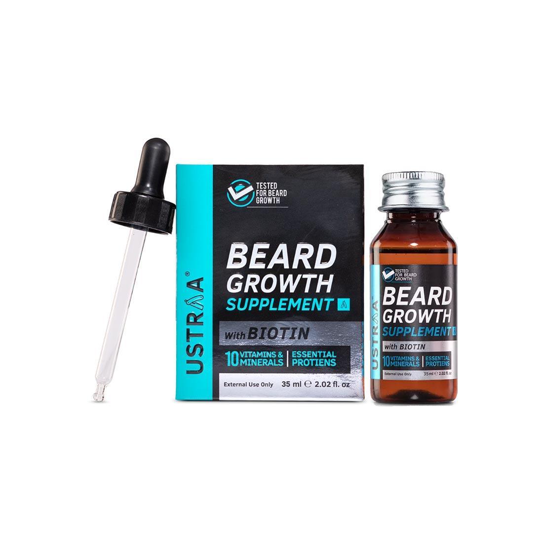 Beard Growth Supplement - 35 ml