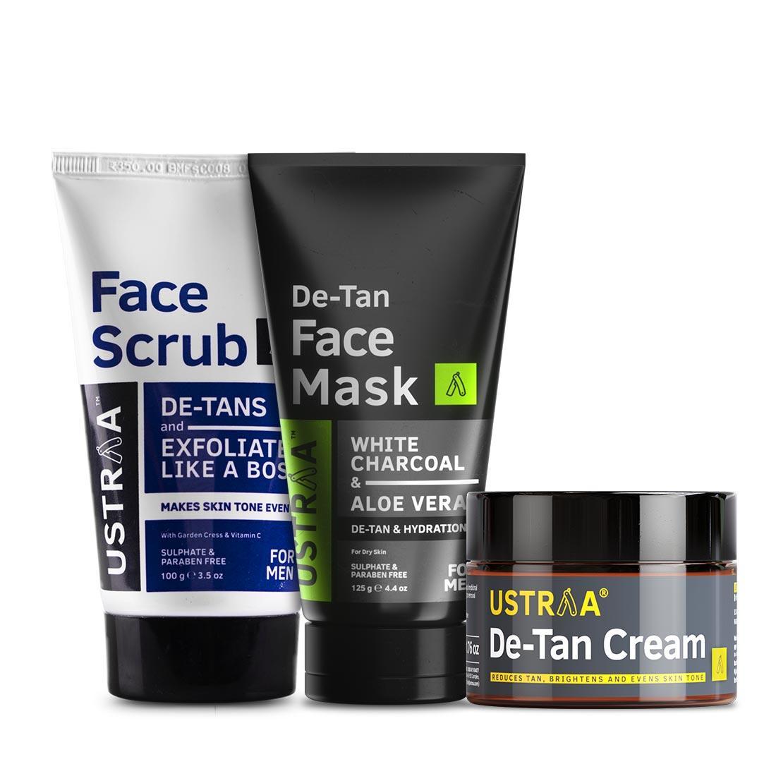 Super De-Tan Dry Skin