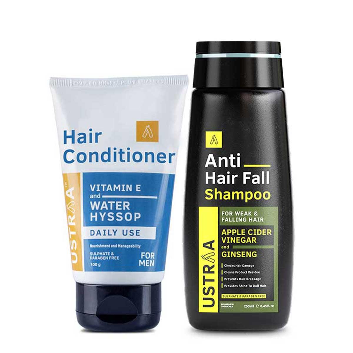 Anti Hair Fall Shampoo & Conditioner