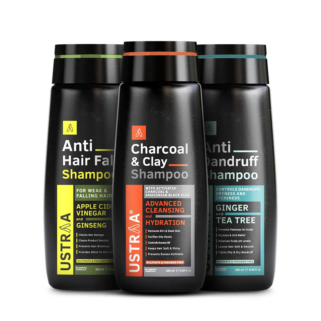 Trial Pack - Shampoo