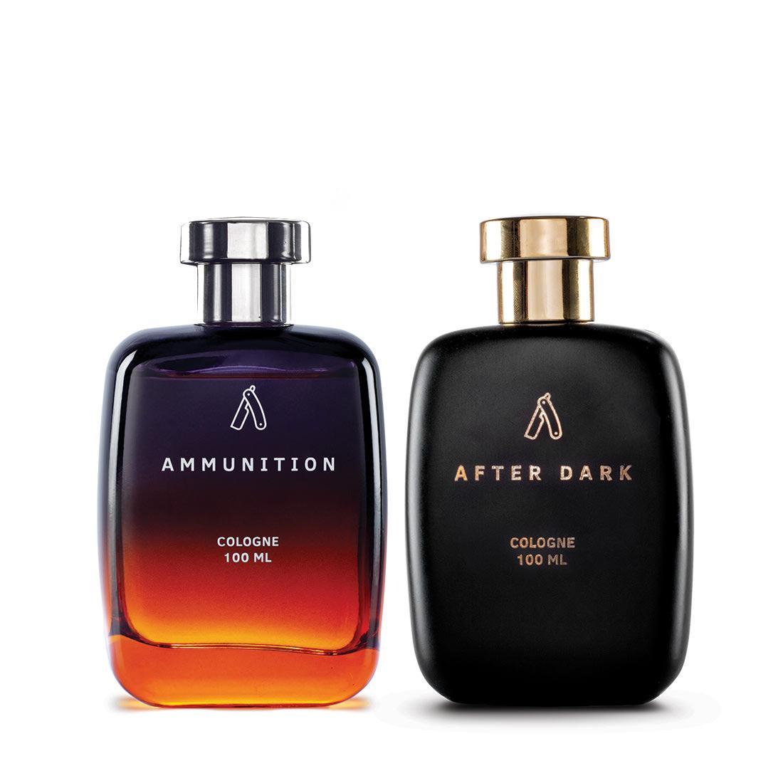 Fragrance Bundle - Ammunition & After Dark - Perfume for Men