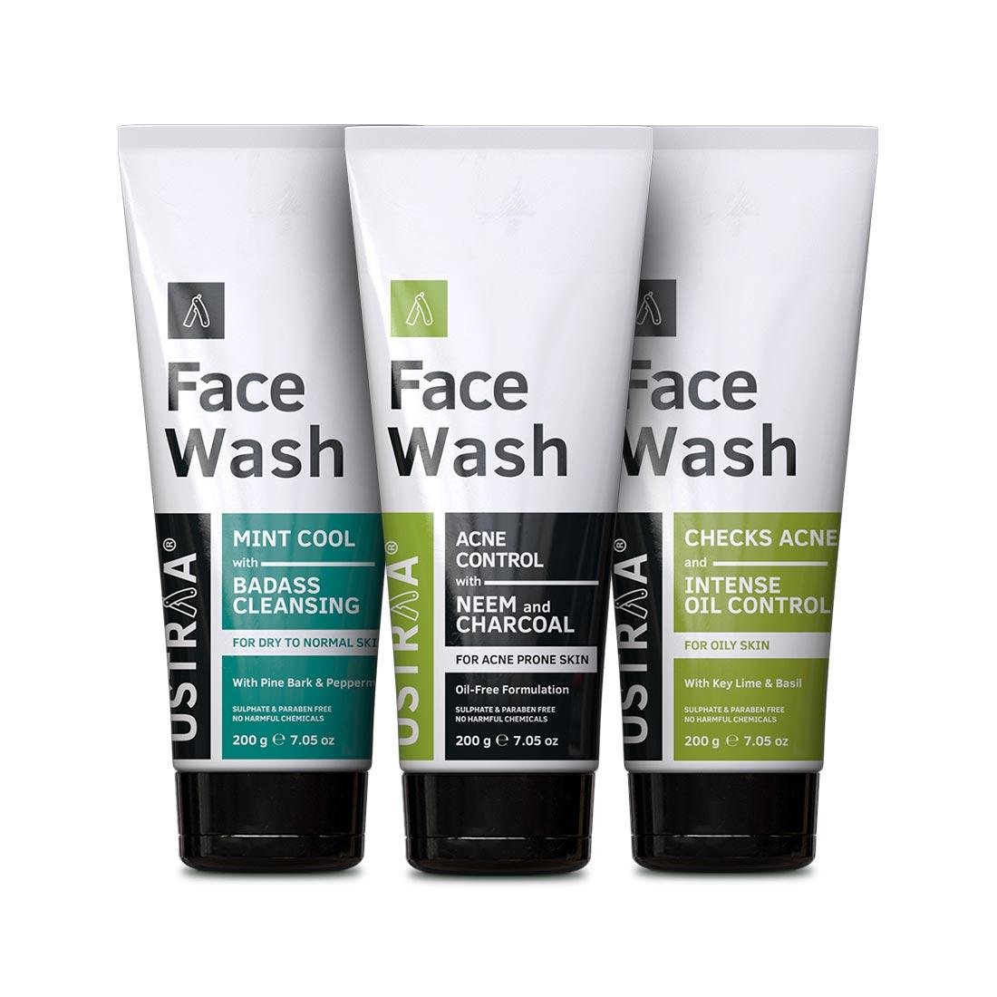 Trial Pack - Face Wash