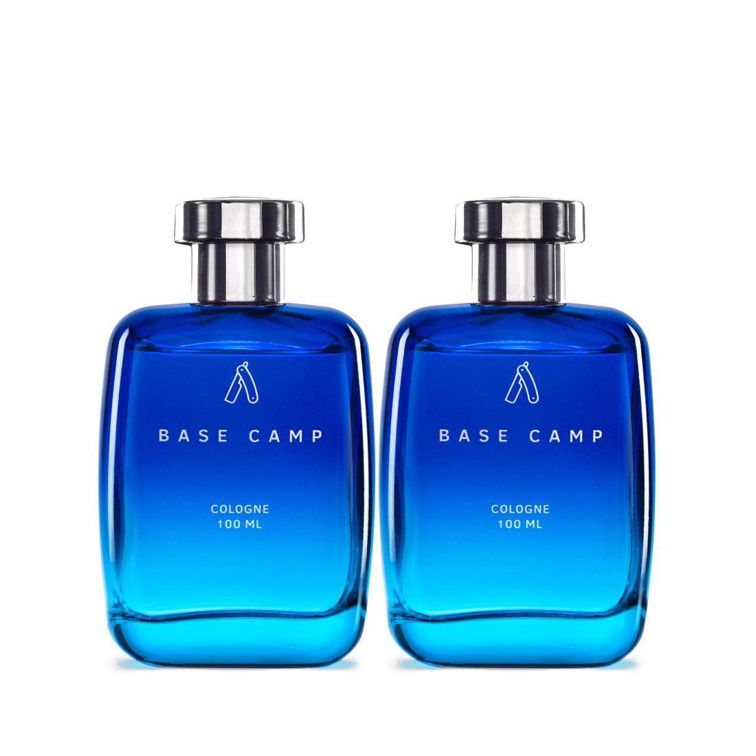 Fragrance Bundle - Base Camp -Set of 2 - Perfume for Men