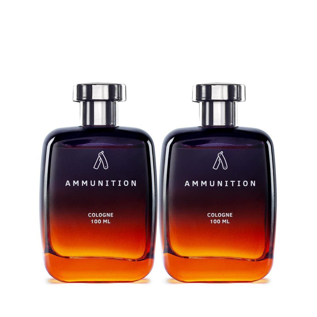 Fragrance Bundle - Ammunition- Set of 2 - Perfume for Men