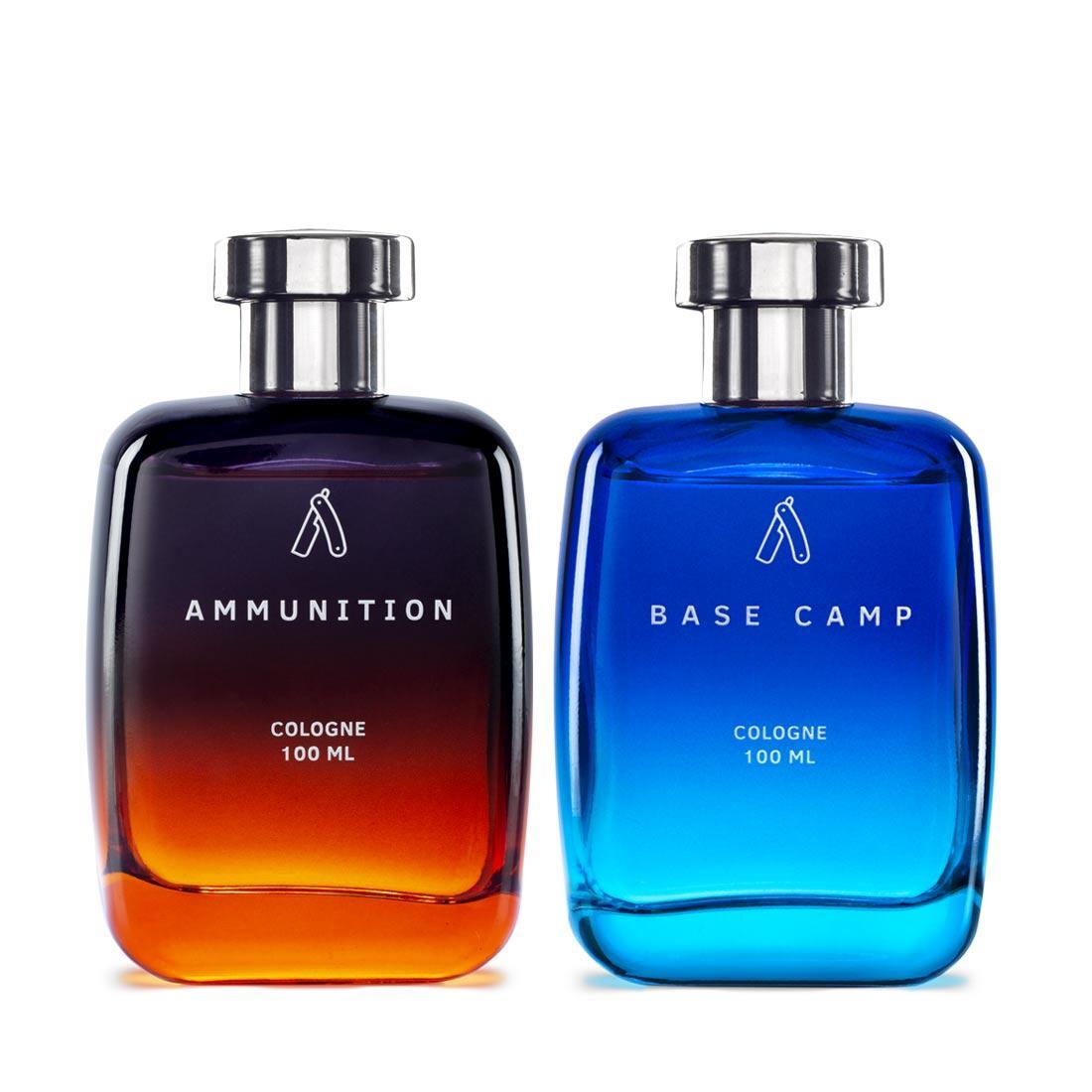 Fragrance Bundle - Ammunition & Base Camp - Perfume for Men