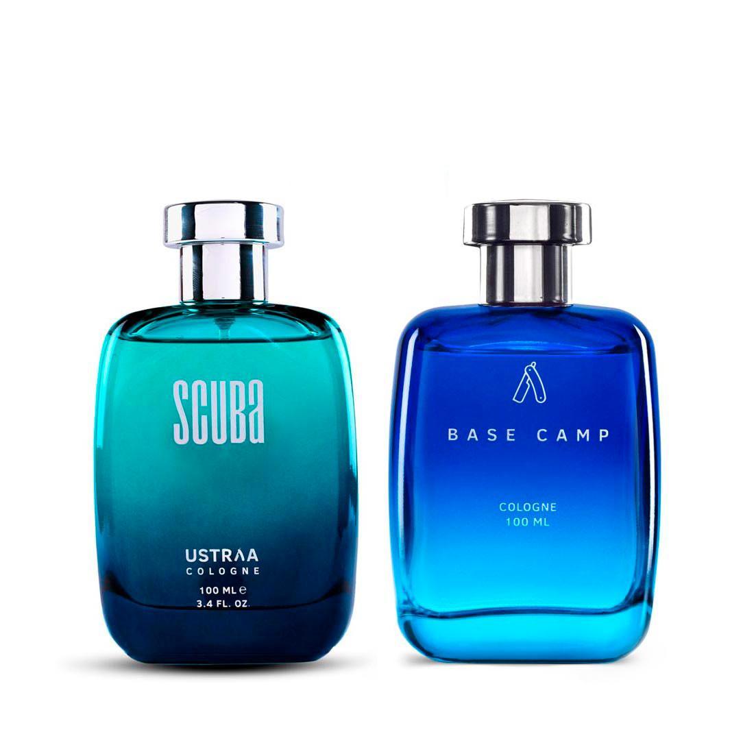 Fragrance Bundle - Scuba & Base Camp - Perfume for Men