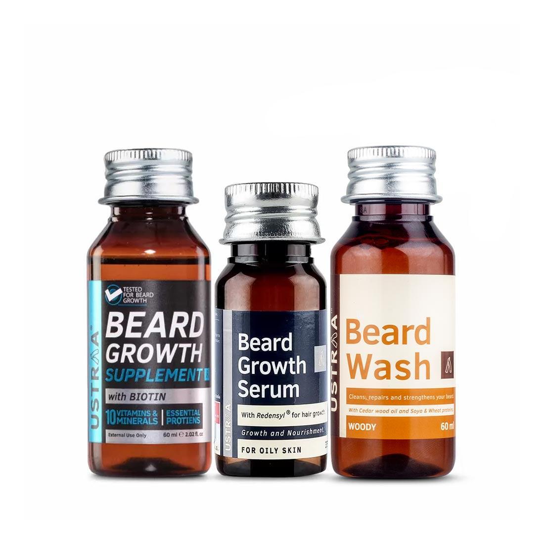 Summer Care Pack - Beard